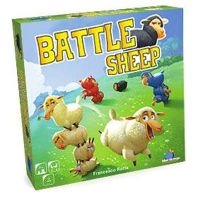 BLU090417 001 - Battle sheep