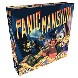 BLU090485 001 - Panic Mansion