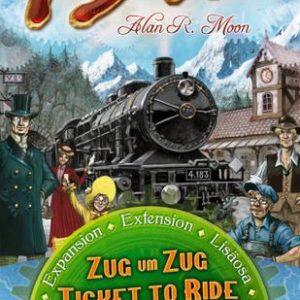 DOW811771 001 300x300 - Les Aventuriers du rail - Europa 1912