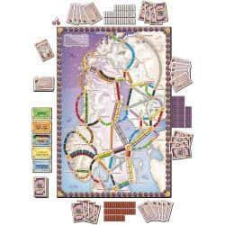 DOW871788 002 - Les Aventuriers du rail - Scandinavie