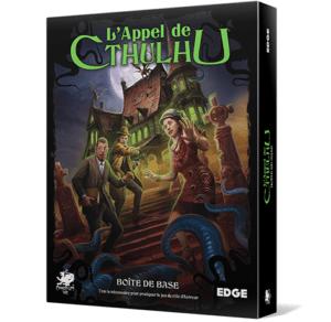 L'Appel de Cthulhu – Boîte de base
