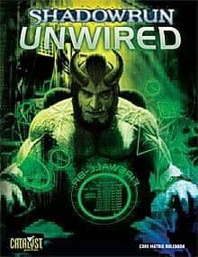 BBE584757 001 - Shadowrun - Unwired