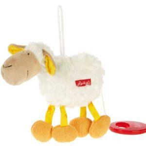 CAR9049305 001 300x300 - Mouton musical blanc