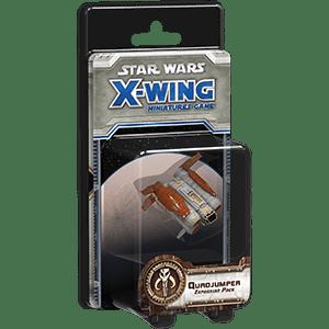 EDG761319 001 - Star Wars X-Wing - Quad jumper