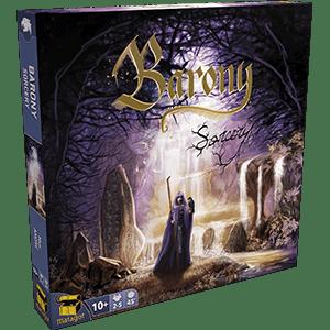MAT643315 001 - Barony - Sorcery