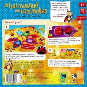 MAT664006 002 300x300 - Le bal masqué des coccinelles