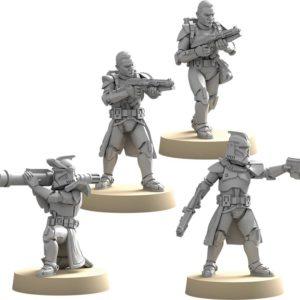 EDG762772 002 300x300 - Star Wars Légion - Soldats Clones de Phase 1