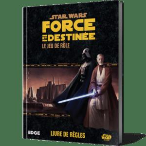 NOV635733 001 300x300 - Star Wars : Force et Destinée - Le jeu de rôle