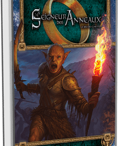 EDG762111 001 244x300 - Le Seigneur des Anneaux - Des flammes dans la nuit