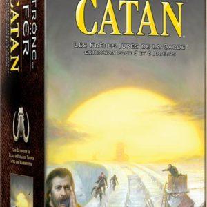 EDG762286 001 300x300 - Le Trône de Fer - Catan - 5 et 6 joueurs