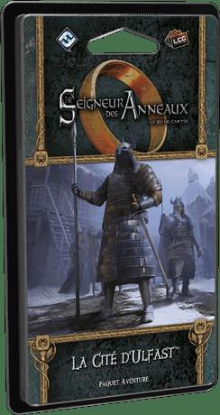 EDG762803 001 - Le Seigneur des Anneaux - La cité d'Ulfast