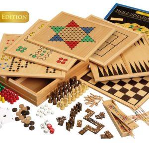 CAR593101 001 300x300 - Collection de jeux en bois - 100 jeux - Premium Edition