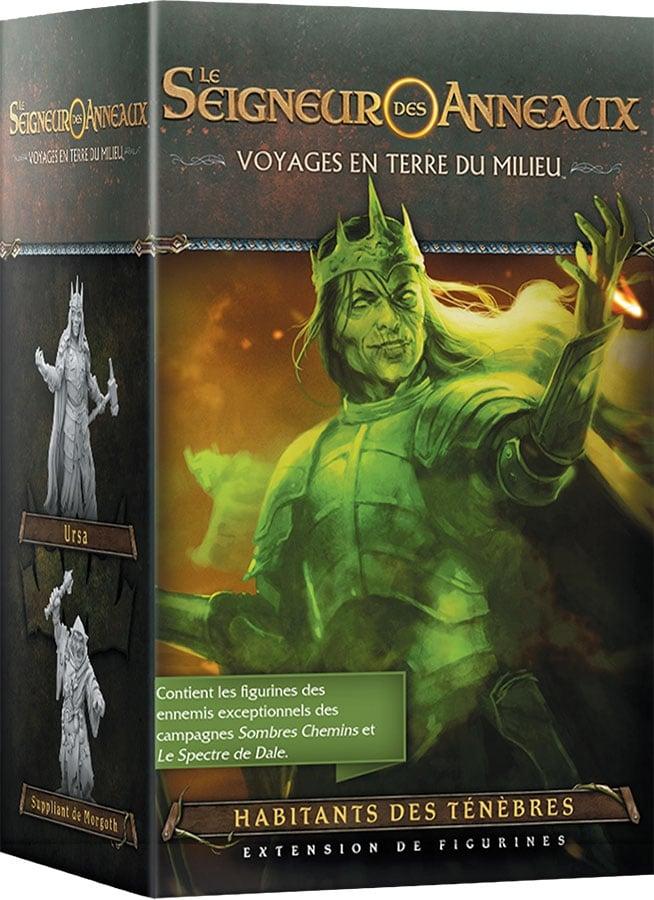 EDG763158 001 - Le Seigneur des Anneaux - Voyages en Terre du Milieu - Habitants des Ténèbres