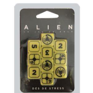 NOV255112 001 300x300 - Alien - Set de dés de stress